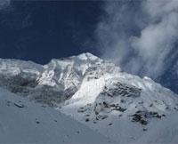 Himalayan trekking peaks